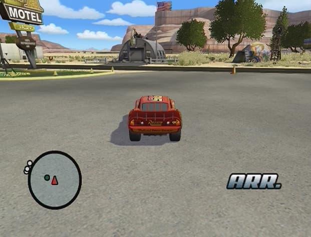 Cars Xbox