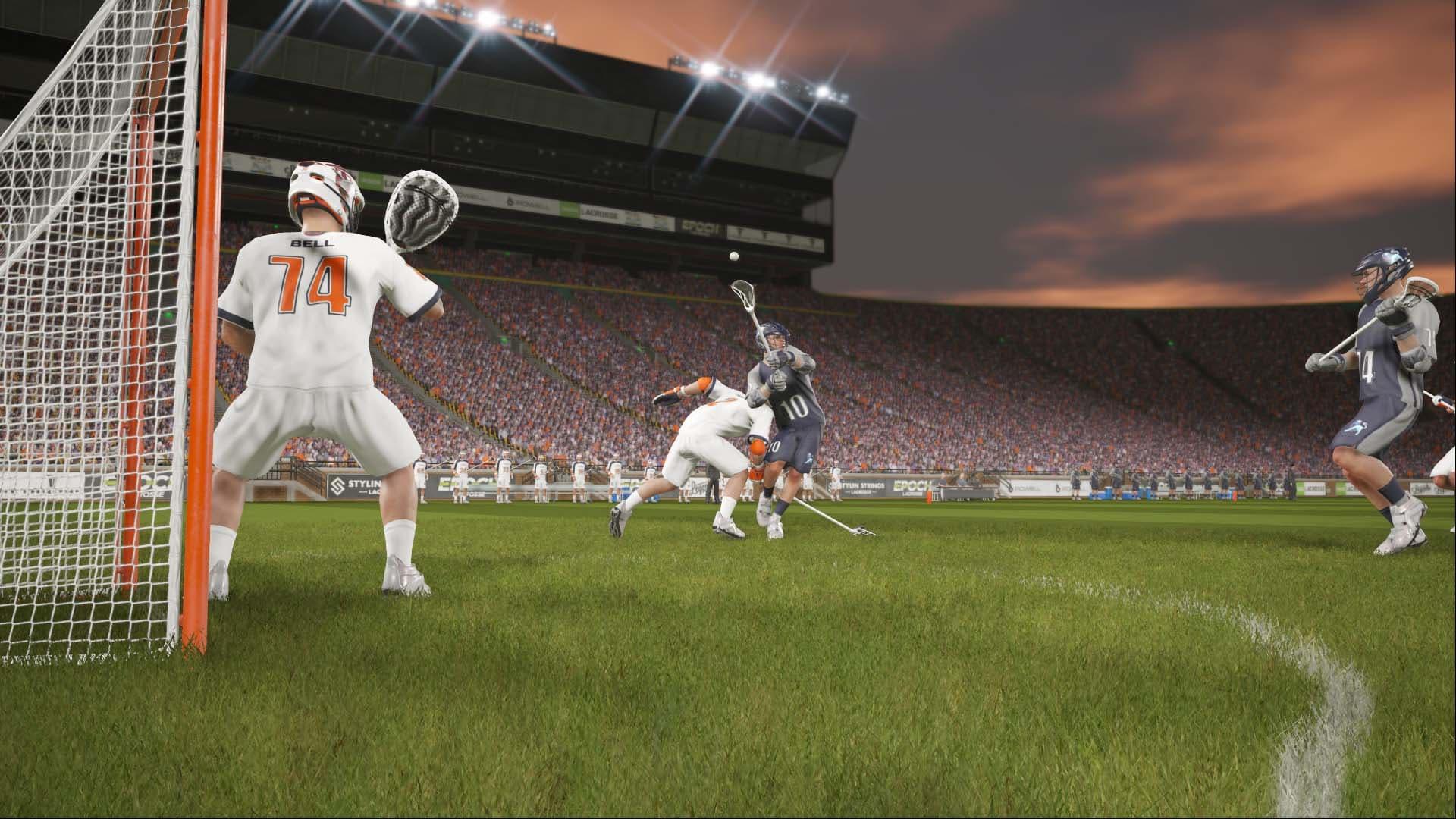Casey Powell Lacrosse 18 Xbox