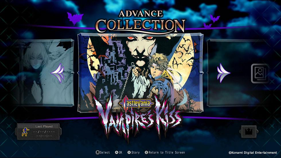 Castlevania Advance Collection Xbox Series X & S