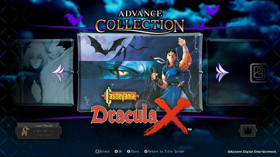 Castlevania Advance Collection Xbox