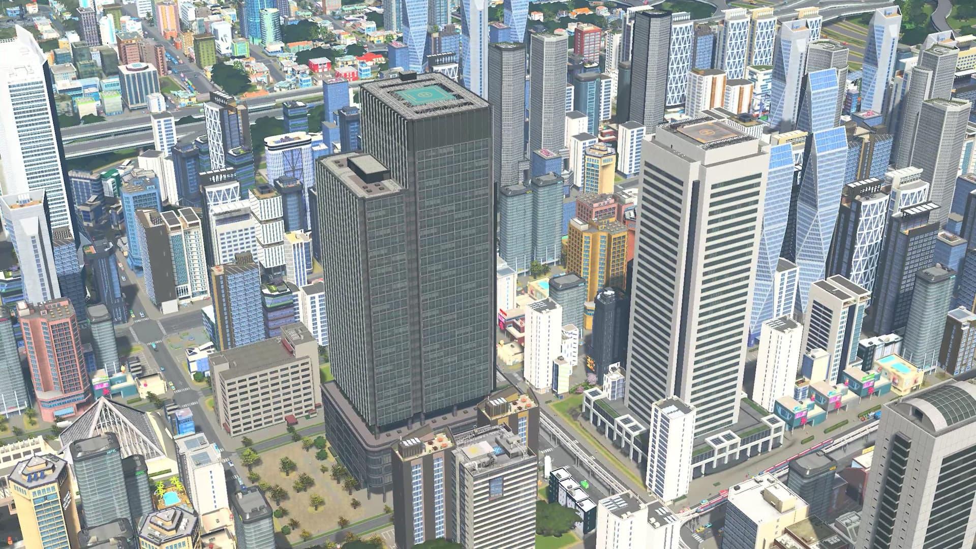 Xbox One Cities: Skylines: Modern Japan