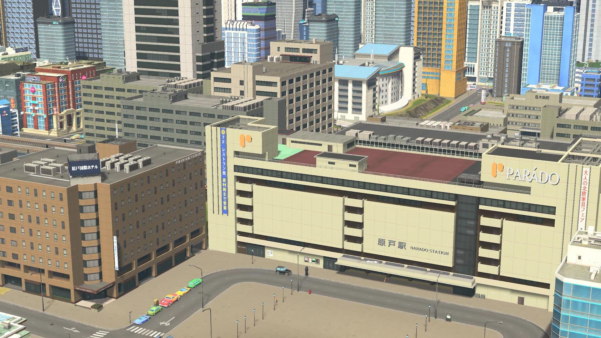 Cities: Skylines: Modern Japan Xbox One