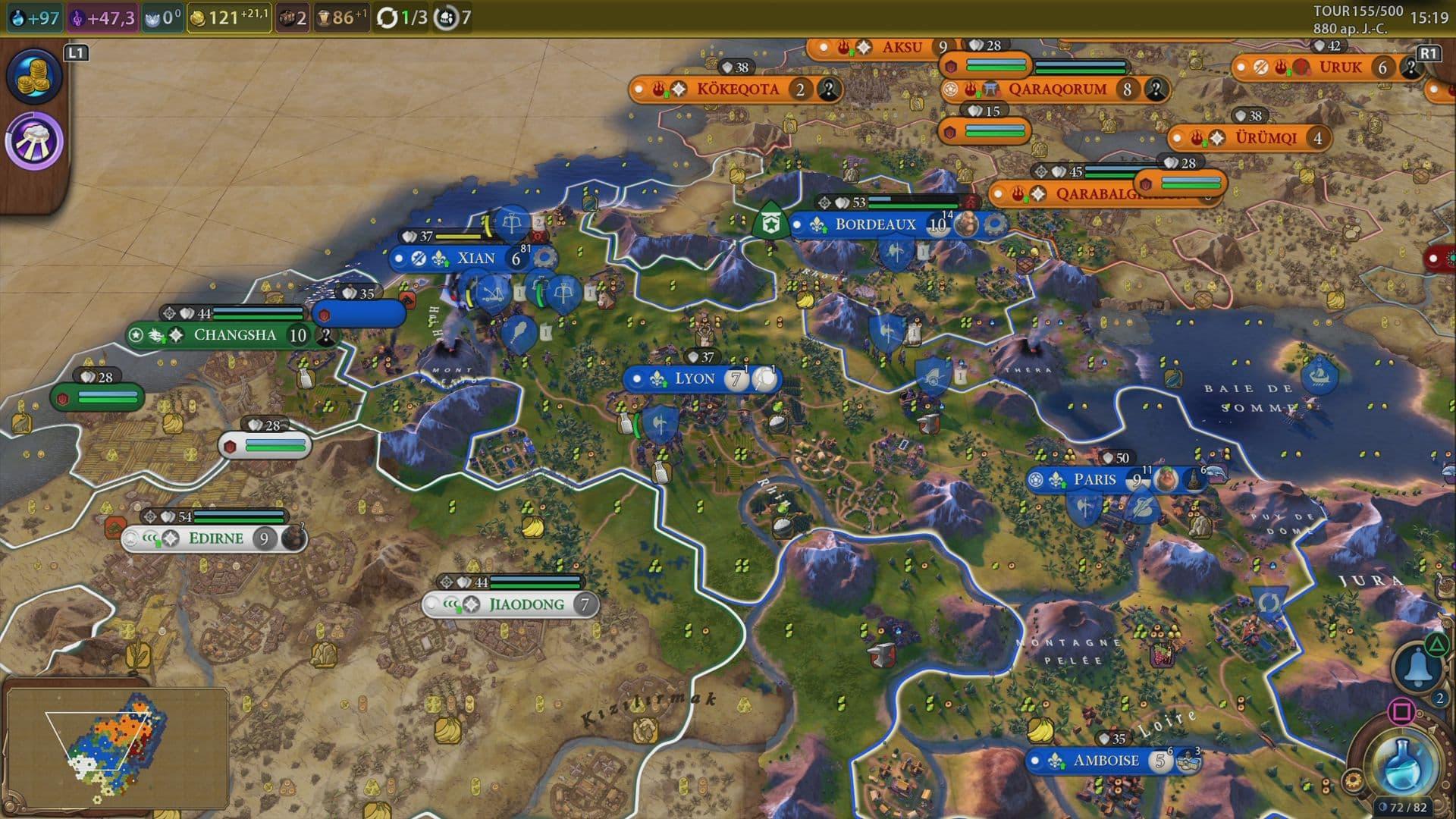 Xbox One Civilization VI