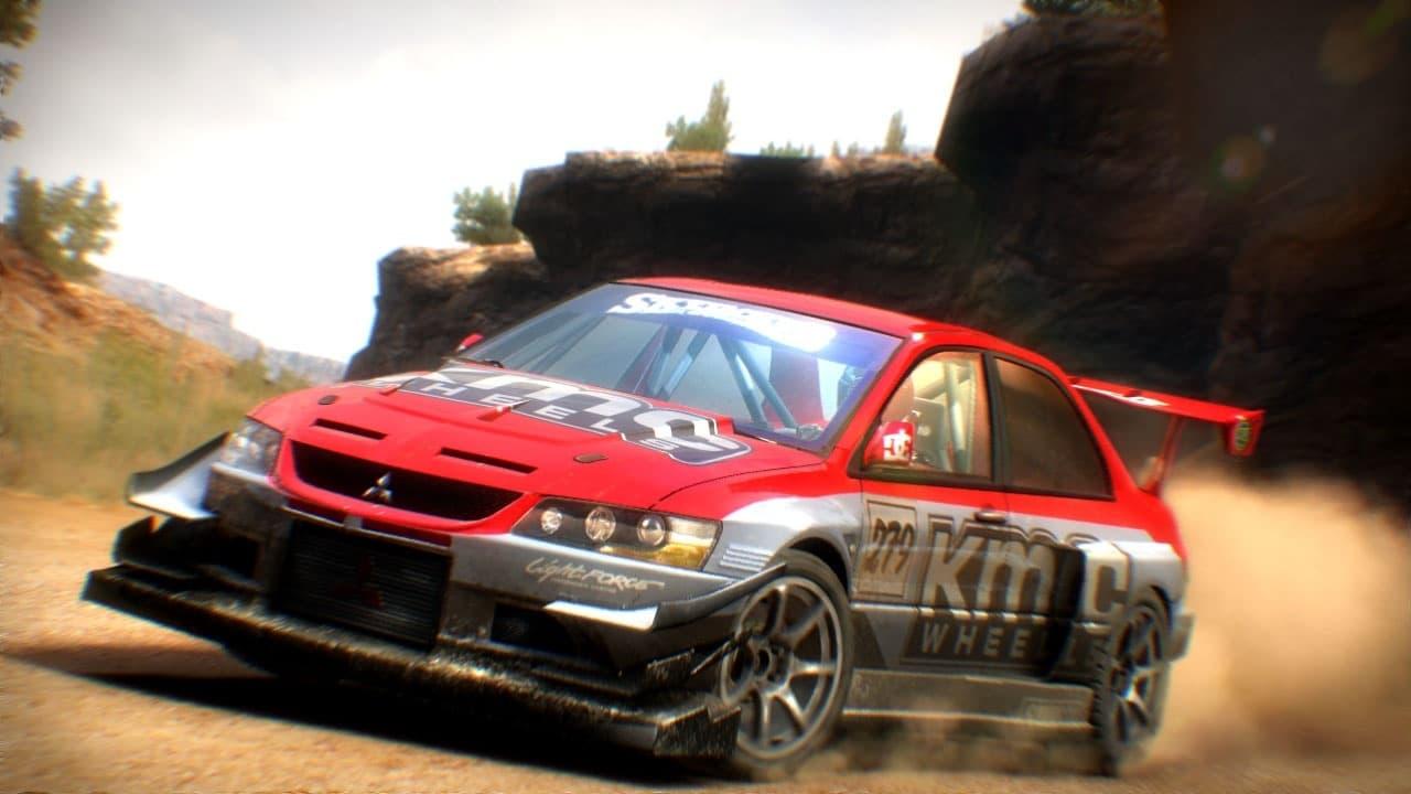Colin McRae DiRT 2 Xbox