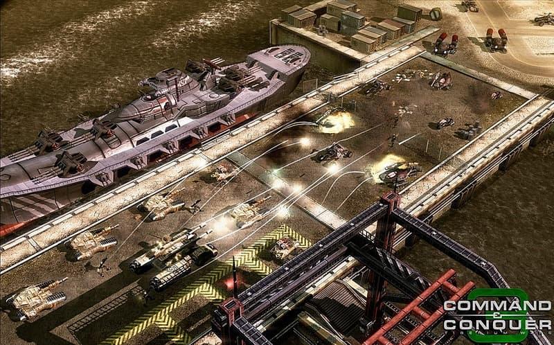 Command & Conquer 3: Les Guerres du Tibérium Xbox