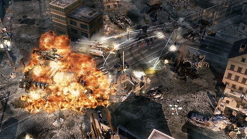 Command & Conquer 3: Les Guerres du Tibérium Xbox 360