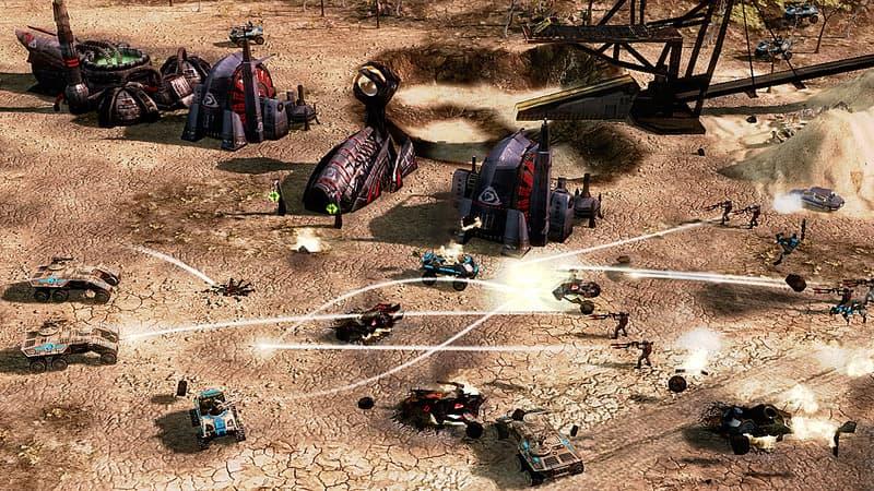 Xbox 360 Command & Conquer 3: Les Guerres du Tibérium