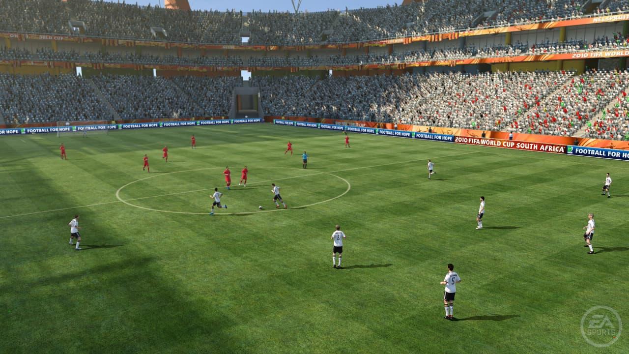 Coupe du Monde de la FIFA: Afrique du Sud 2010 Xbox