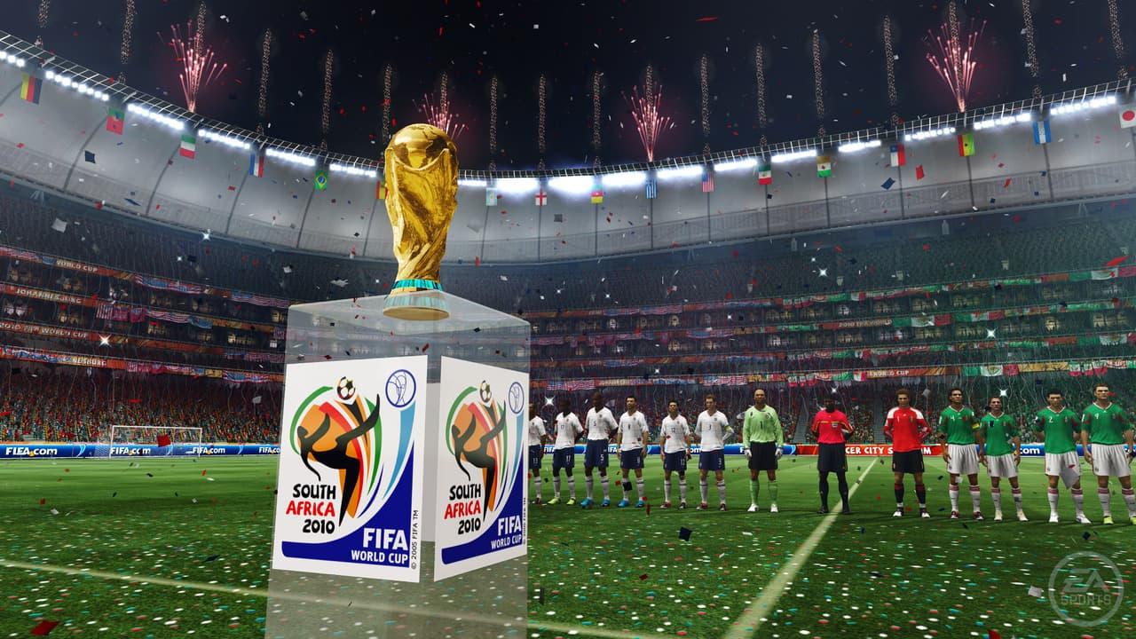 Preview coupe du monde de la fifa afrique du sud 2010 sur xbox 09 04 2010 - Coupe du monde foot afrique du sud ...