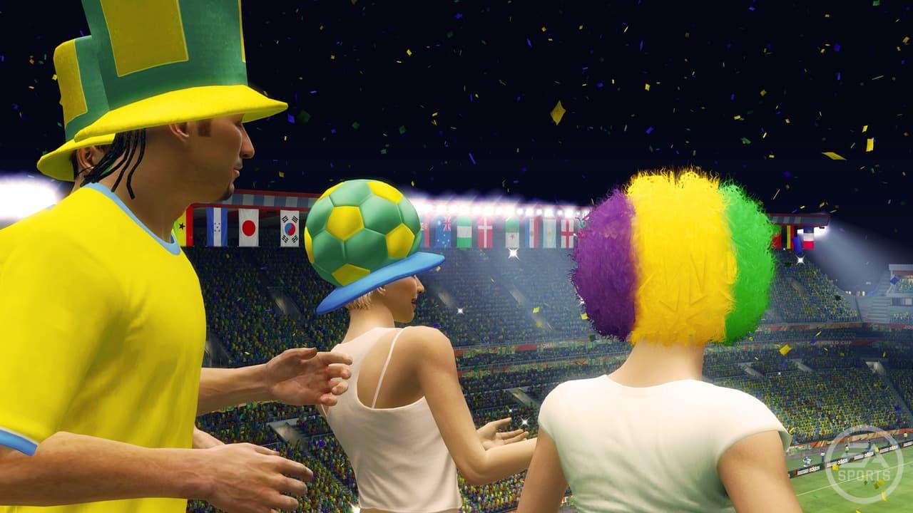 Coupe du Monde de la FIFA: Afrique du Sud 2010 - Image n°6