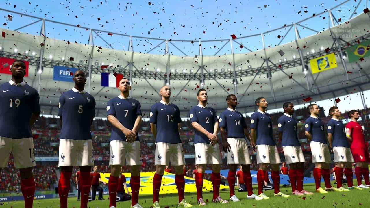 Xbox 360 Coupe du monde de la FIFA: Brésil 2014