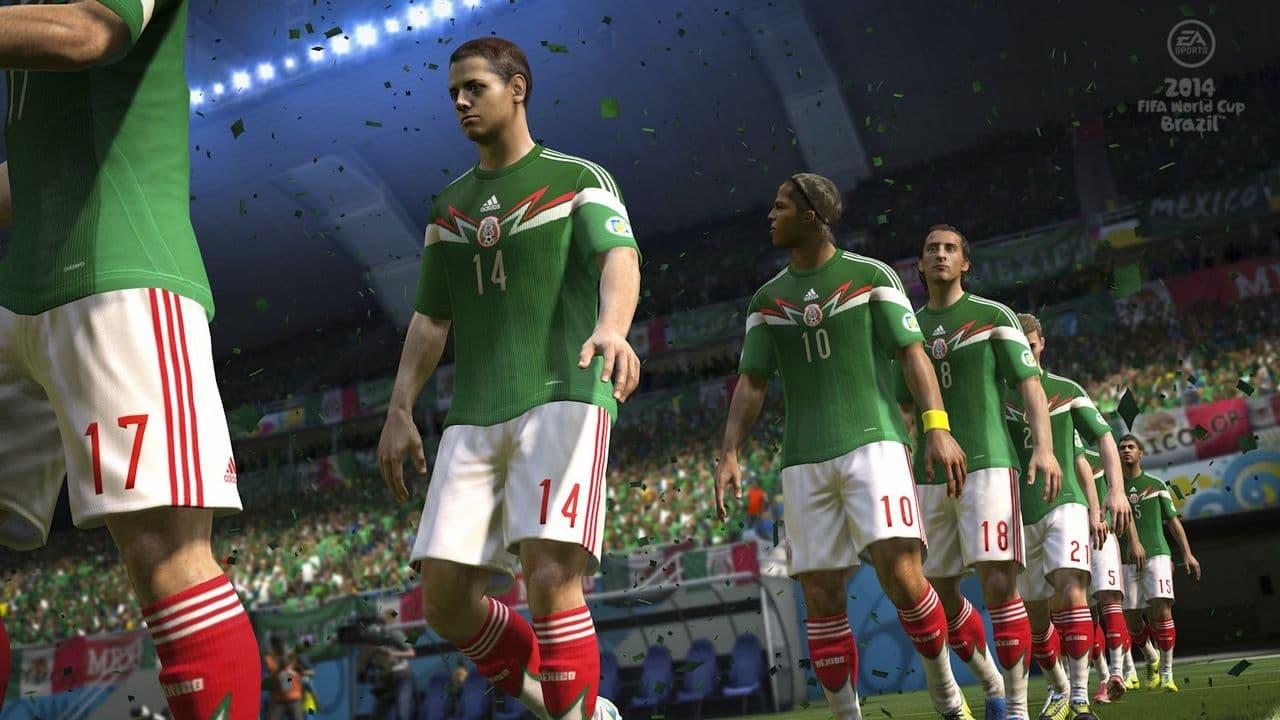 Coupe du monde de la FIFA: Brésil 2014 Xbox 360