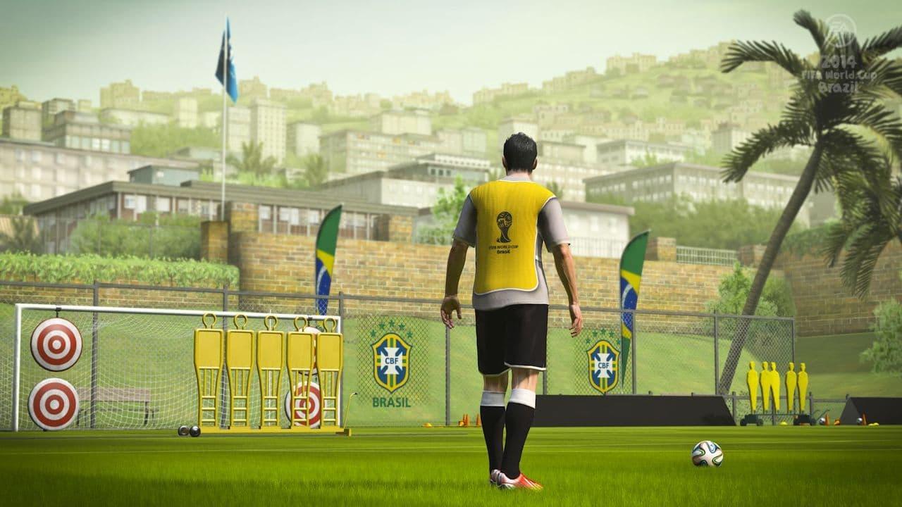 Coupe du monde de la FIFA: Brésil 2014 Xbox