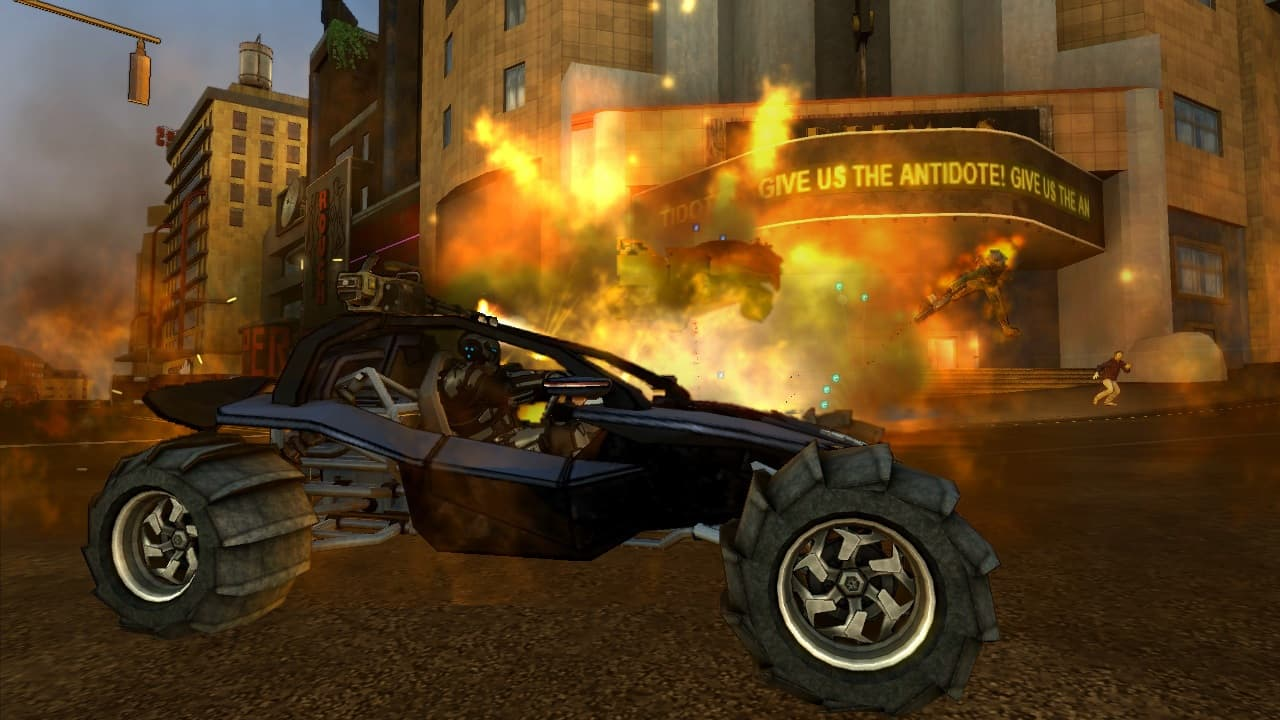 Xbox 360 Crackdown 2