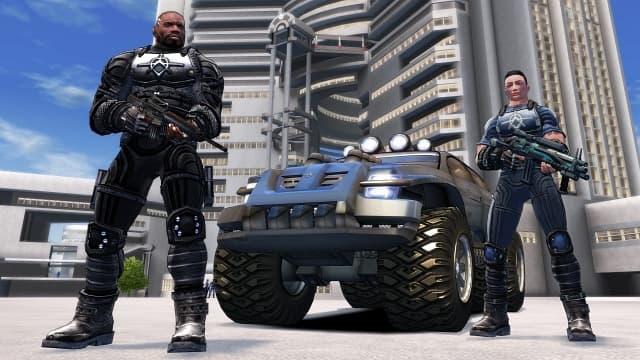 Xbox One Crackdown