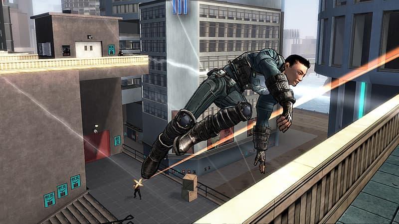 Crackdown Xbox