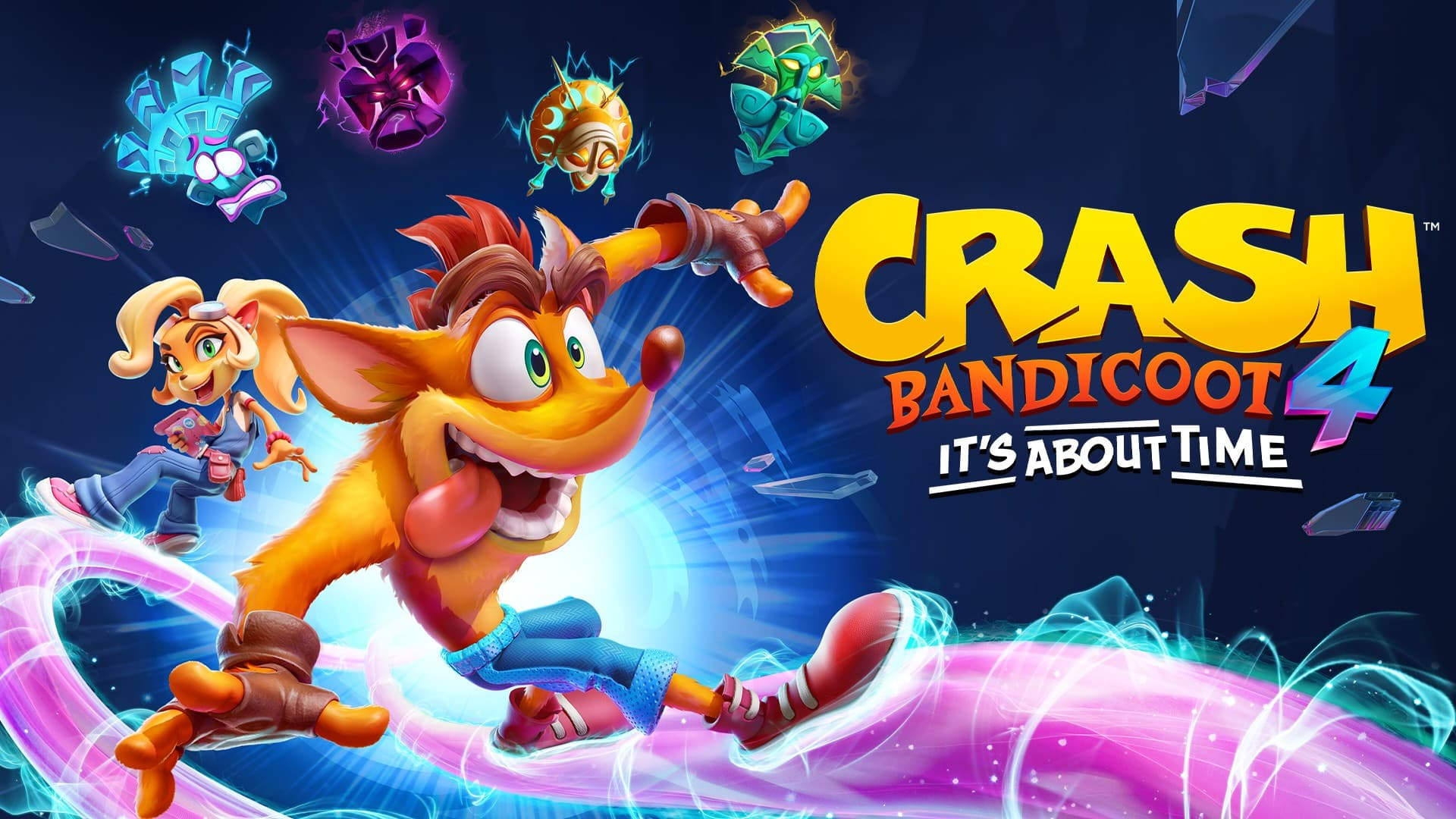 Xbox One Crash Bandicoot 4: It's About Time