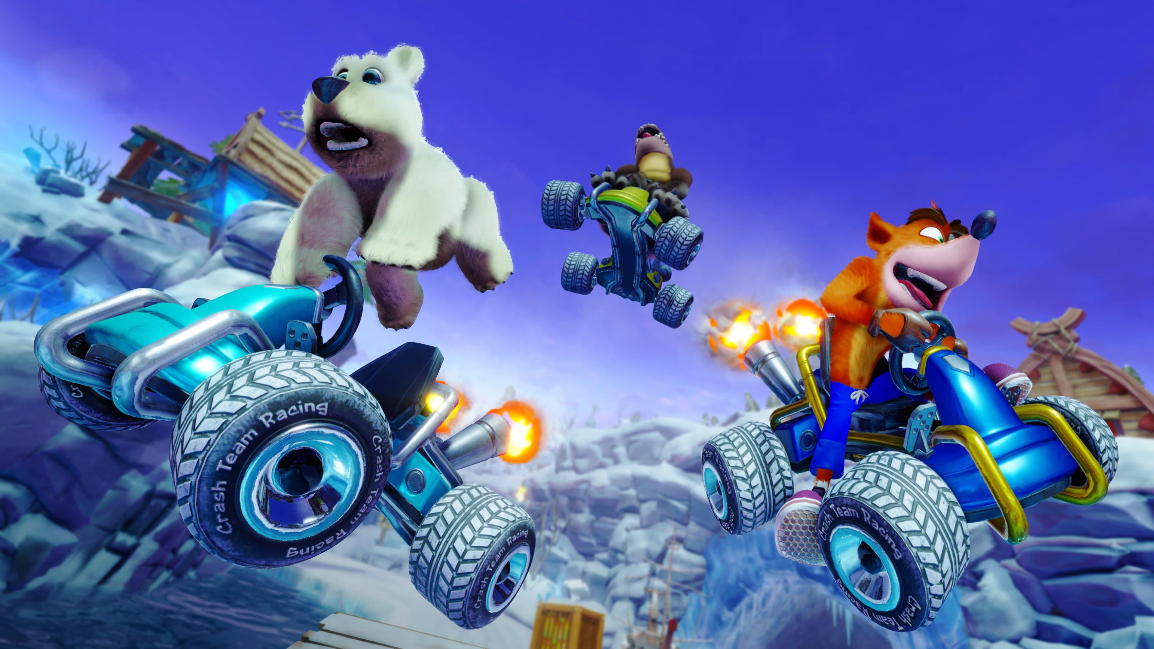 Crash Team Racing Nitro-Fueled Xbox