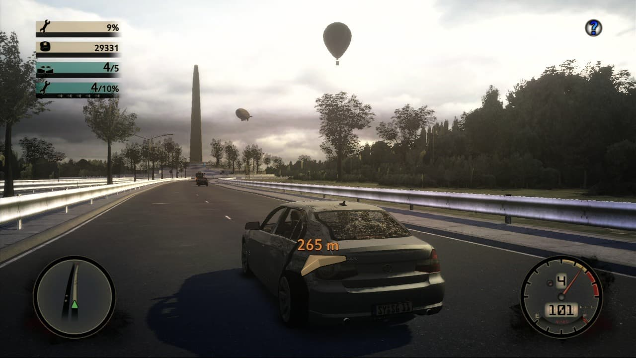 Xbox 360 Crash Time III