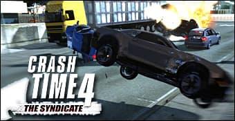 Xbox 360 Crash Time IV 4 The Syndicate