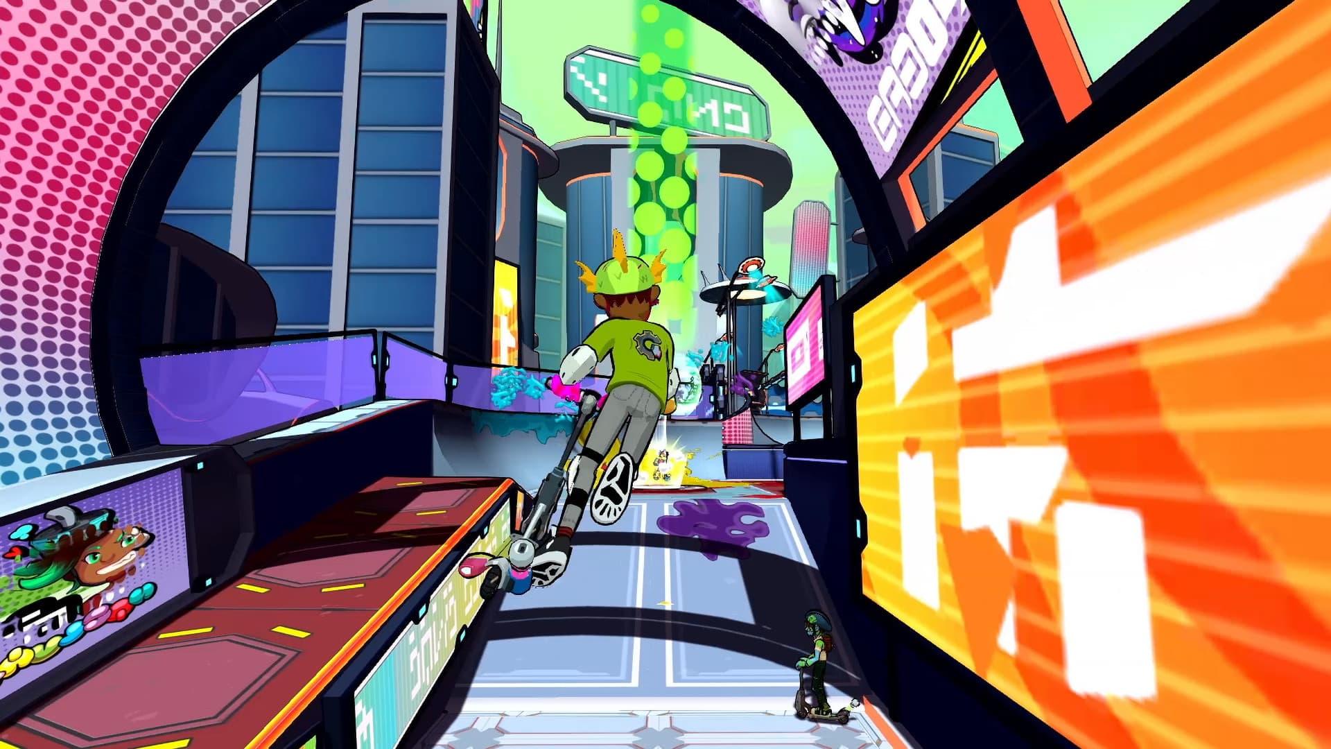 Xbox One Crayola Scoot