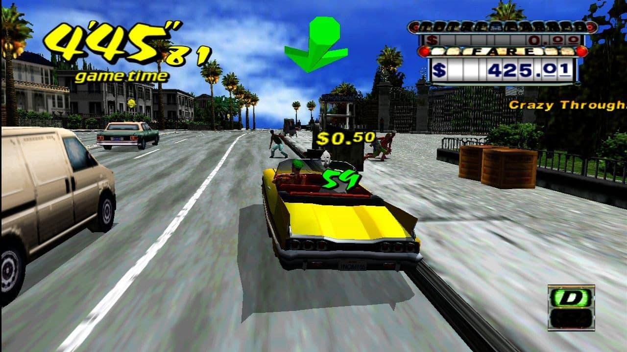 Crazy Taxi Xbox 360
