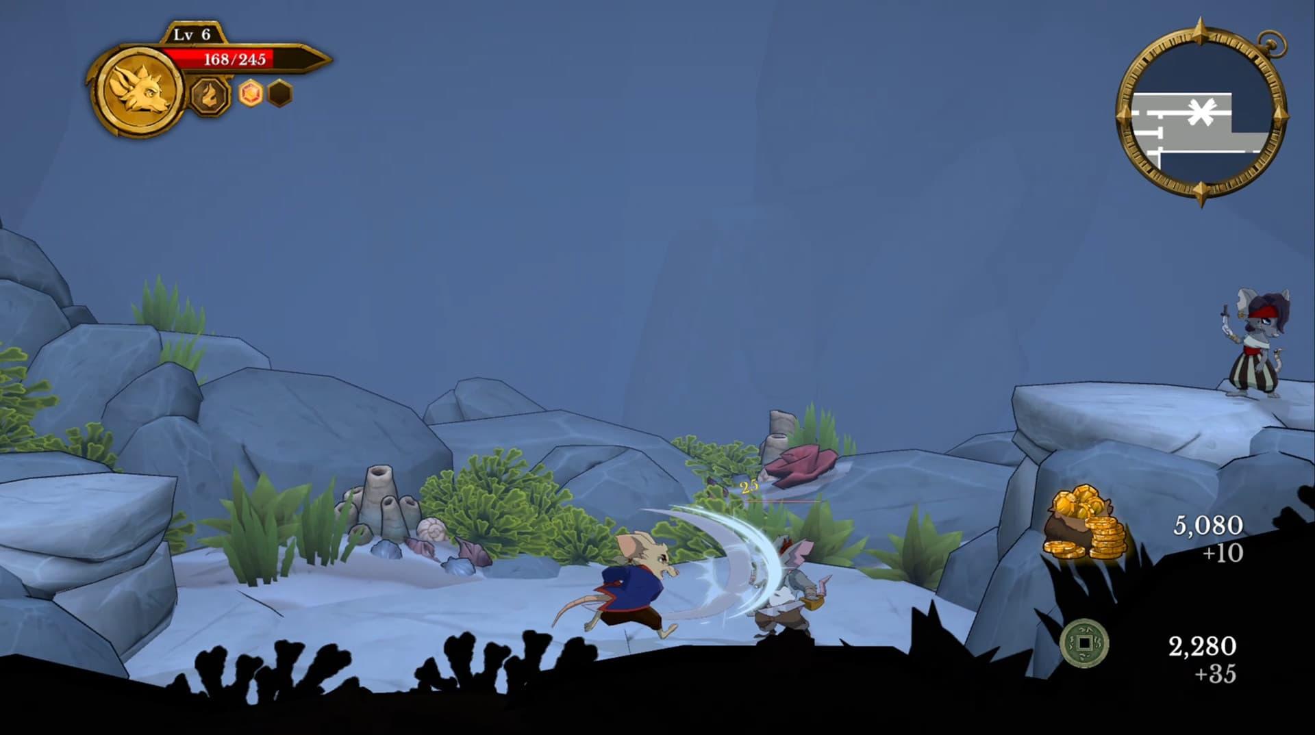 Curse of the Sea Rats Xbox Series X & S