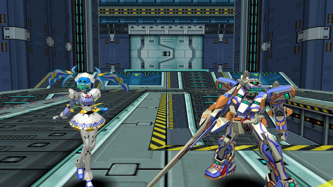 Cyber Troopers Virtual-On Force