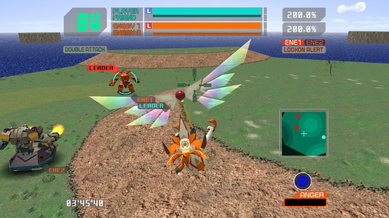 Cybé Troopés Virtual-On Force
