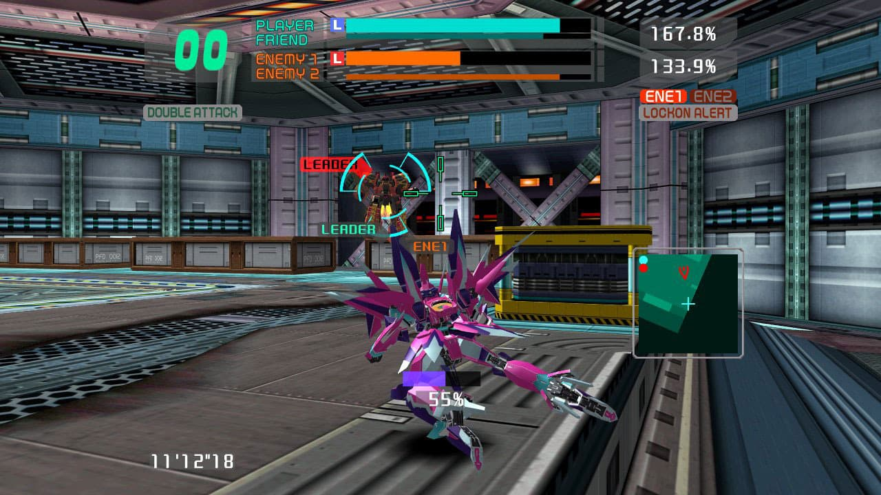 Xbox 360 Cyber Troopers Virtual-On Force