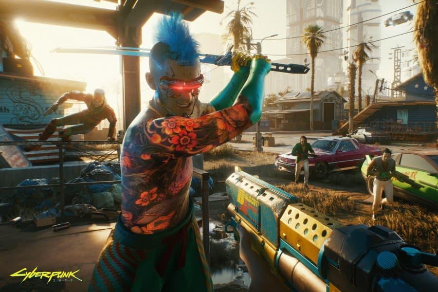 Cyberpunk 2077 Xbox Series X & S