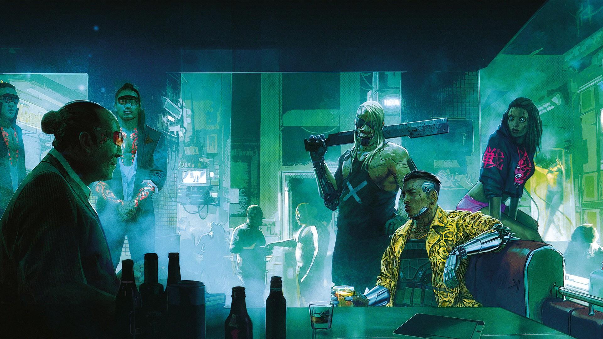 Cyberpunk 2077 - Image n°8