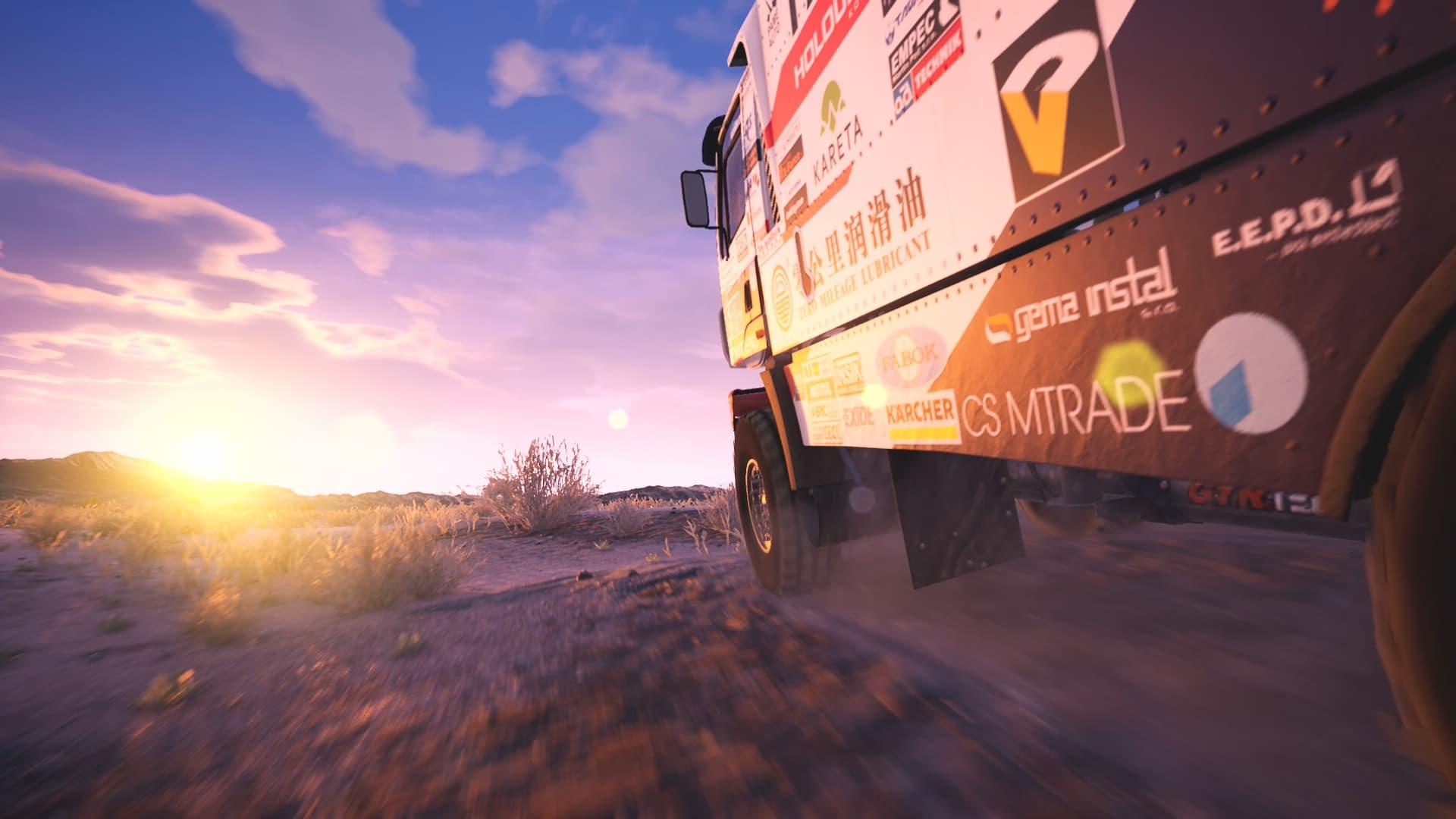 Dakar 18 Xbox