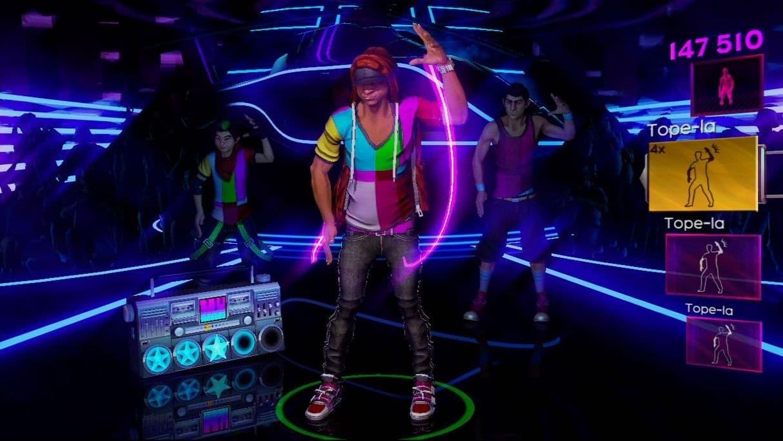 Dance Central 2 Xbox