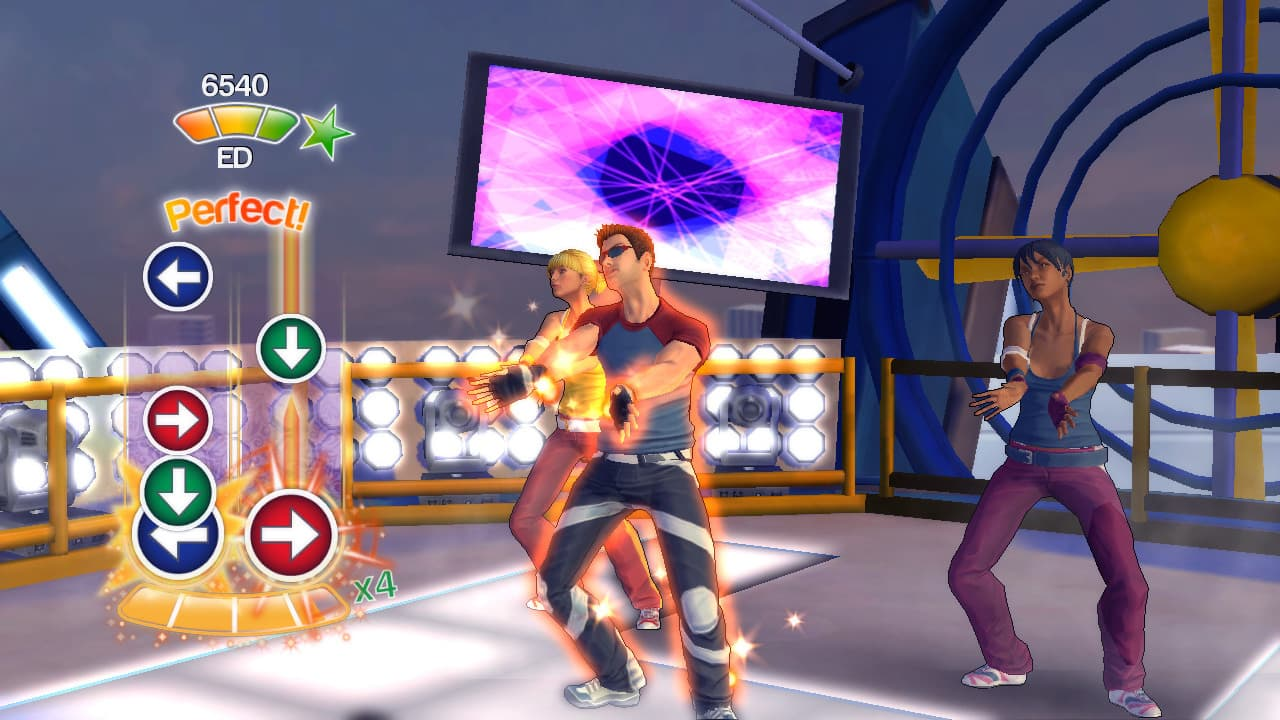 Xbox 360 Dance! It's your Stage