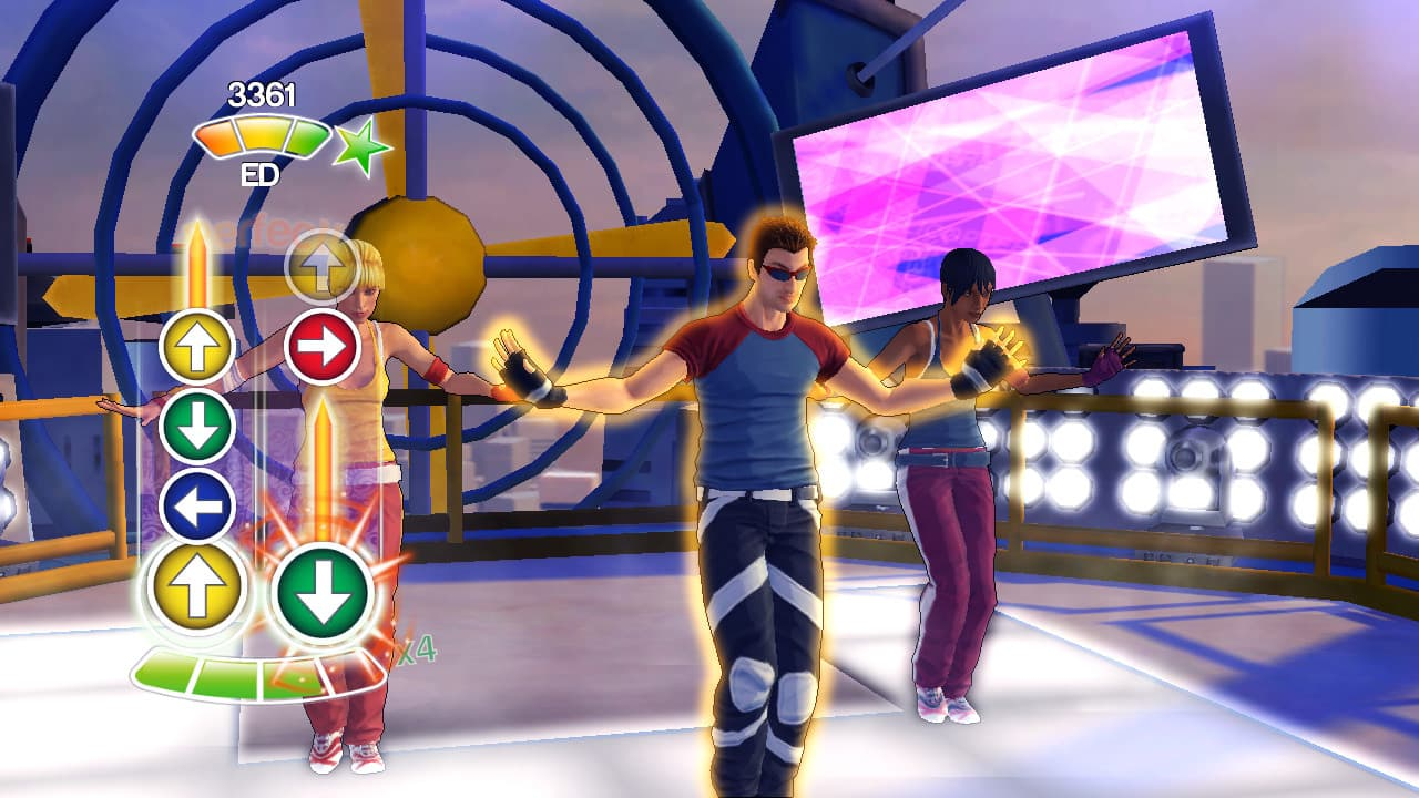Dance! It's your Stage Xbox