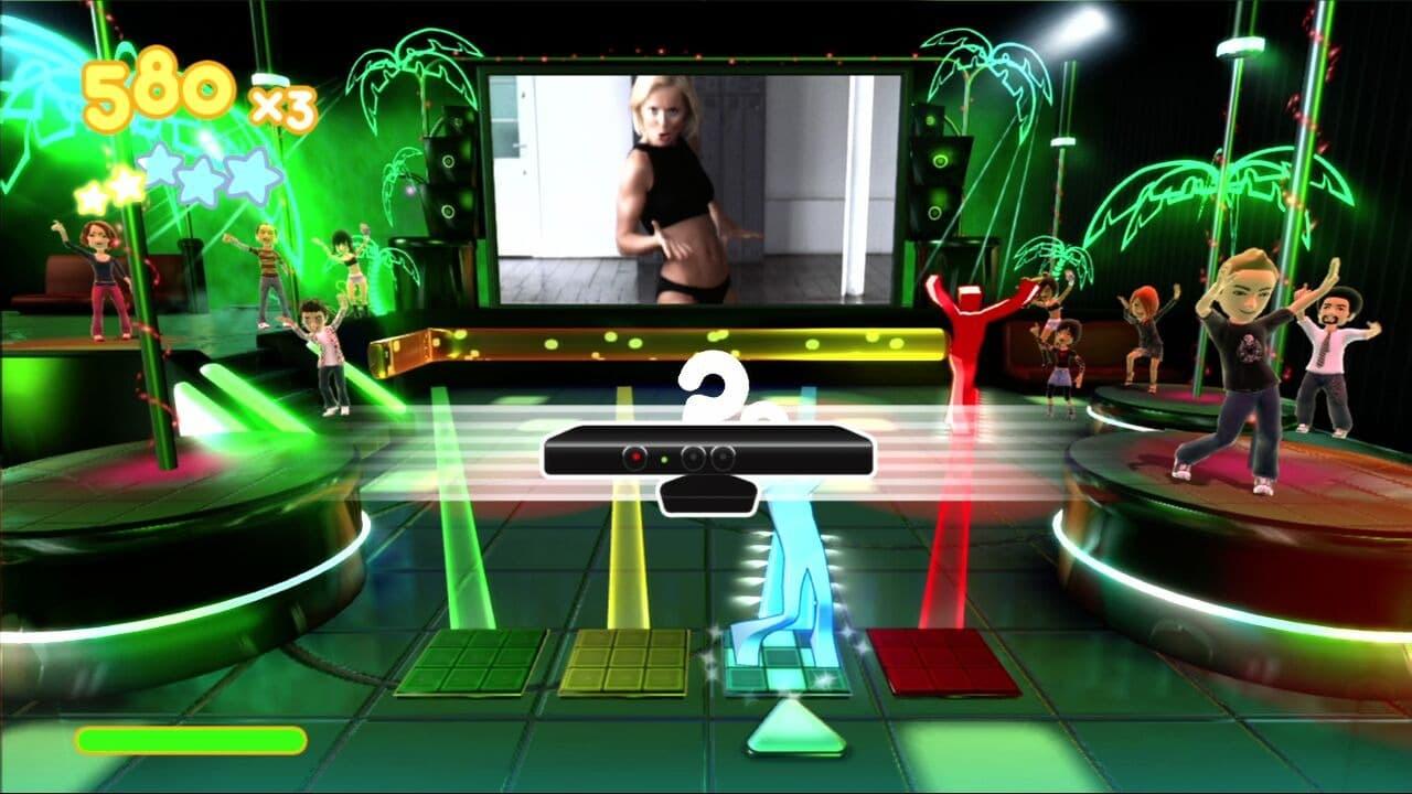 Dance Paradise Xbox