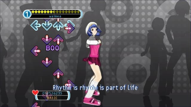 Dancing Stage Universe 3 Xbox