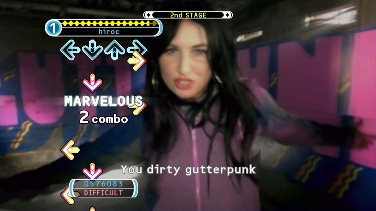 Xbox 360 Dancing Stage Universe 3