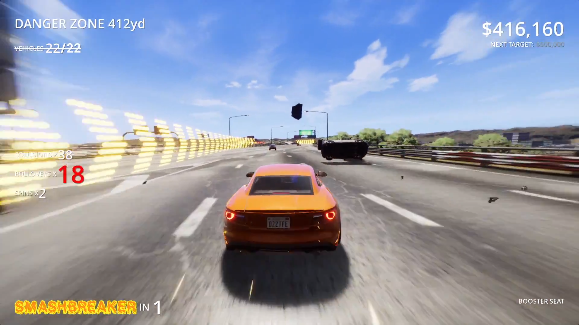 Xbox One Danger Zone 2