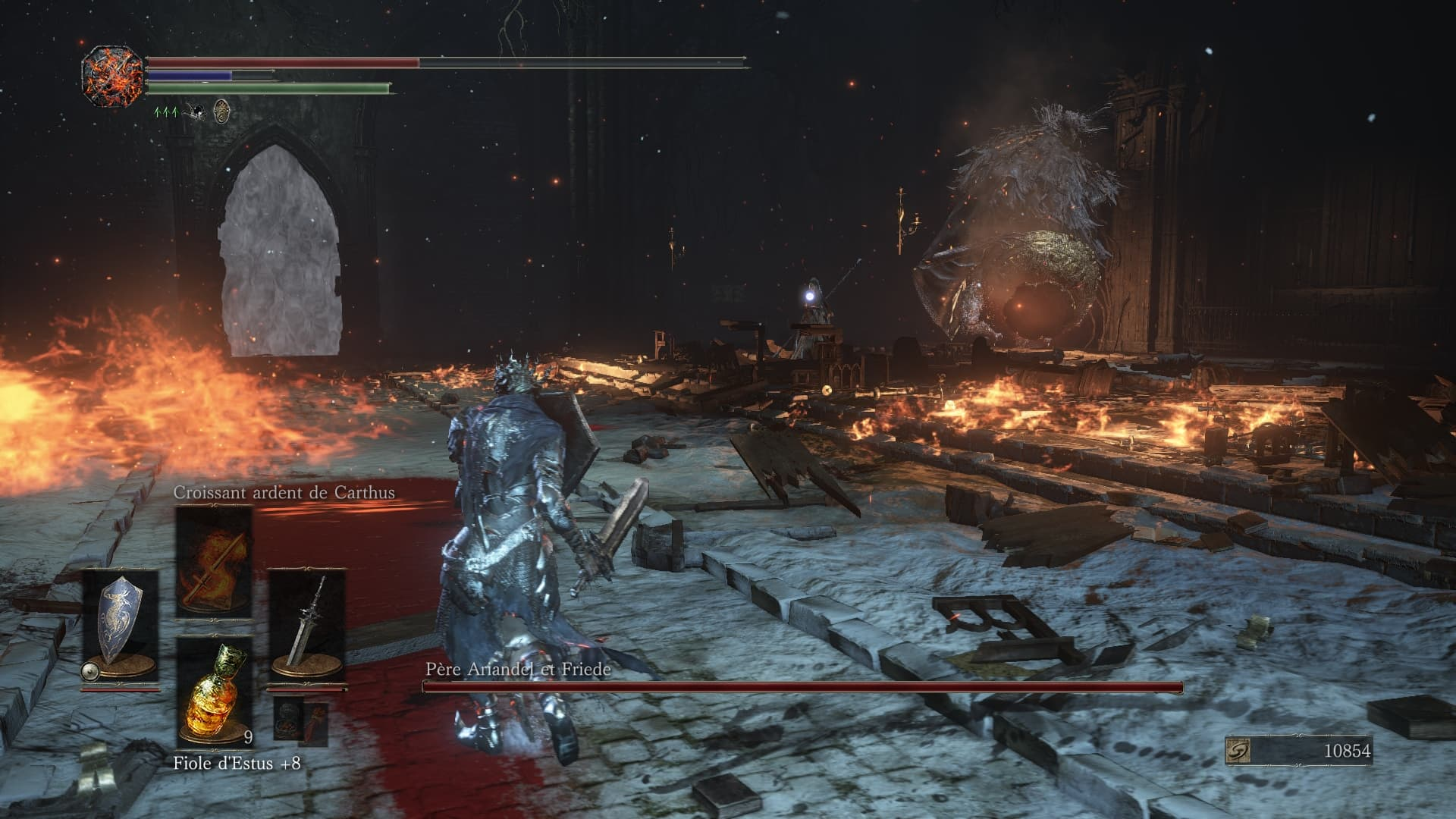 Dark Souls III: Ashes of Ariandel - Image n°6