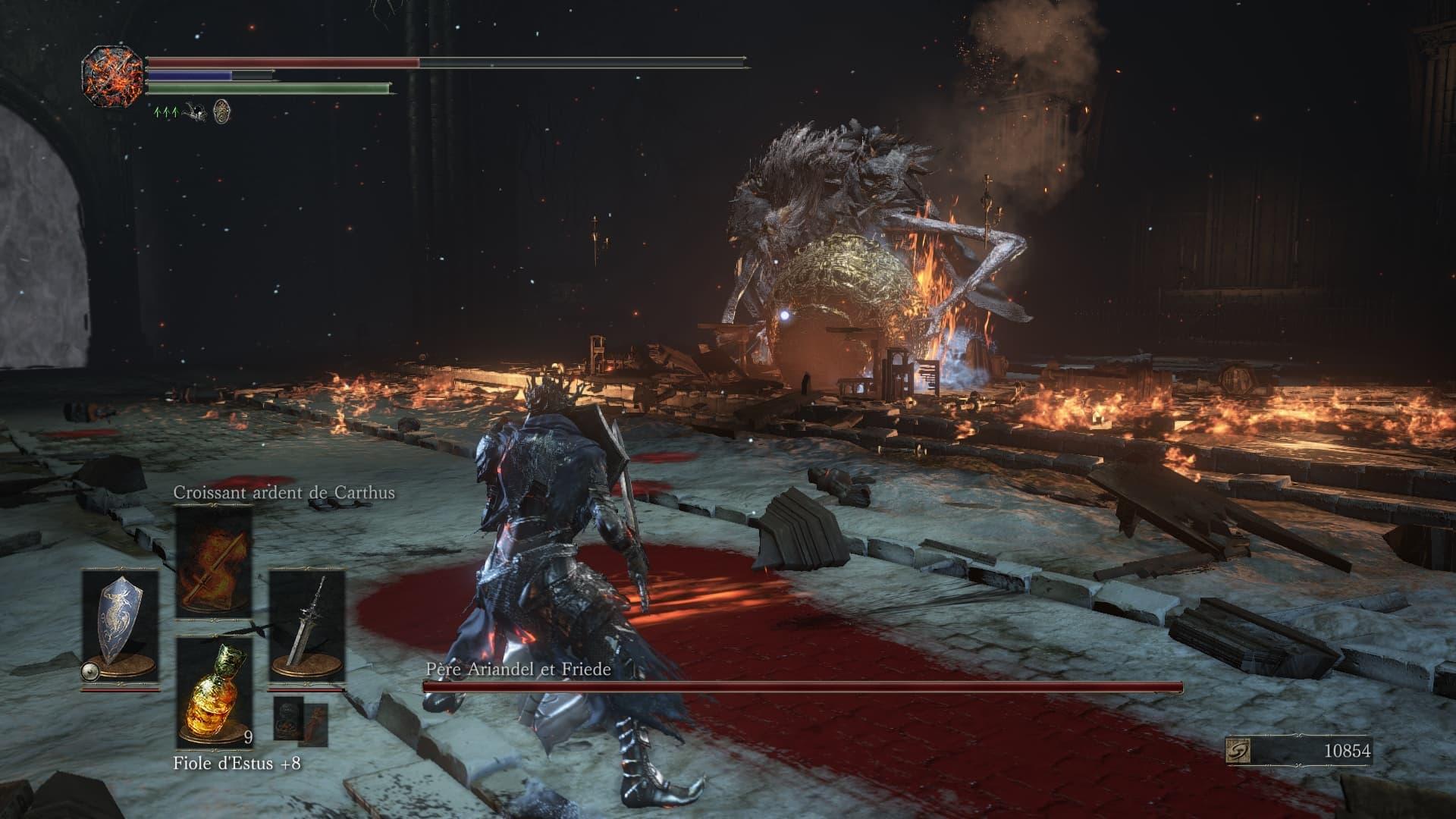 Dark Souls III: Ashes oph Ariandel