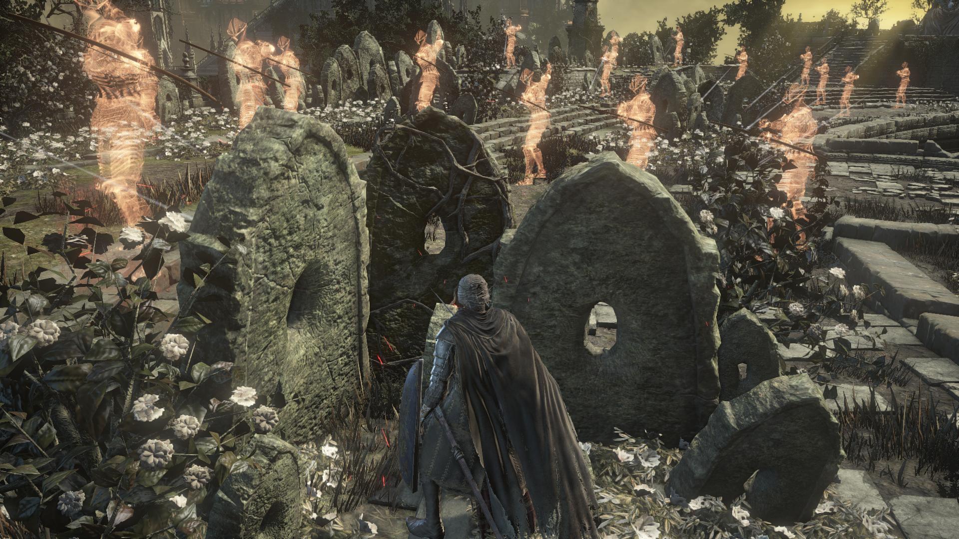 Xbox One Dark Souls III: The Ringed City