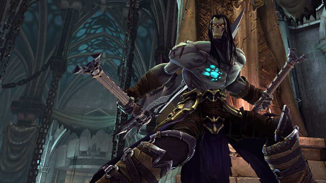 Darksiders II Xbox One