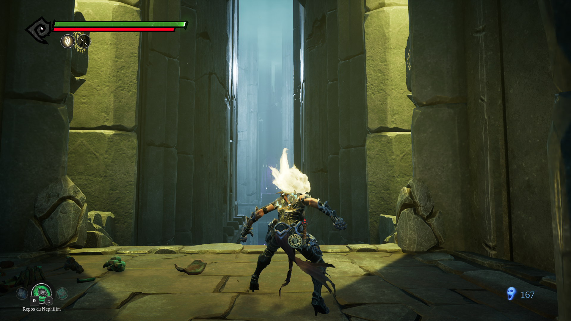 Xbox One Darksiders III: Keepers of the Void