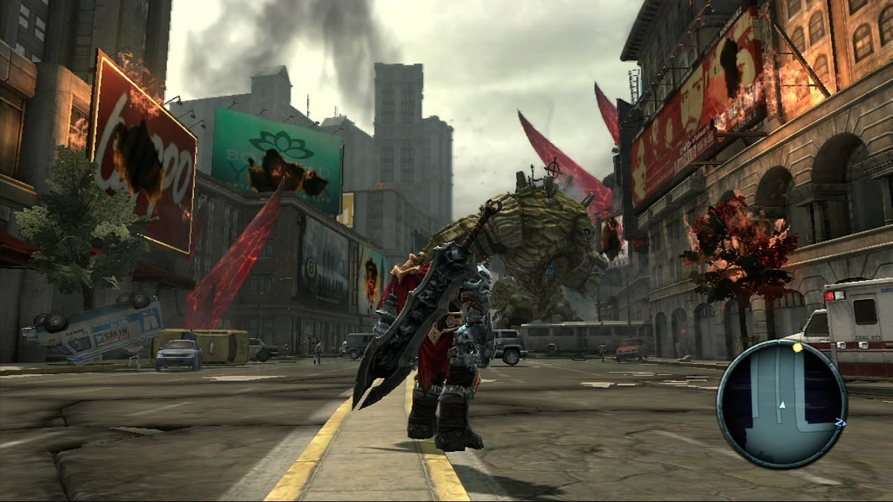 Darksiders Xbox One