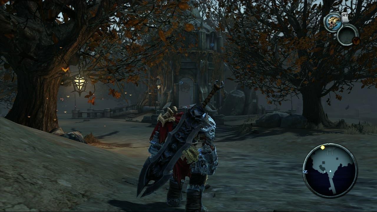Xbox One Darksiders