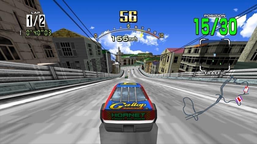 Xbox 360 Daytona USA