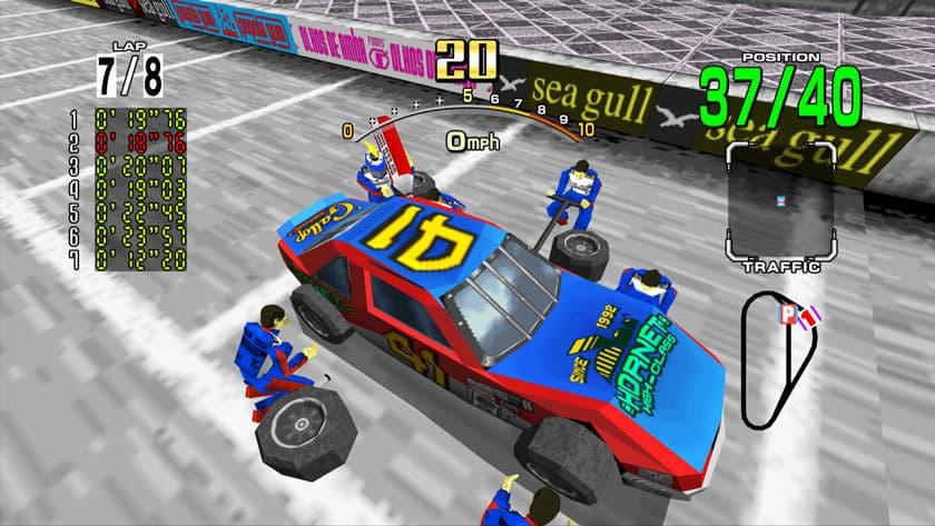 Daytona USA Xbox
