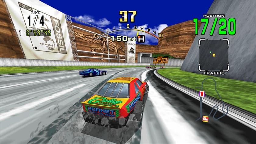 Daytona USA Xbox 360